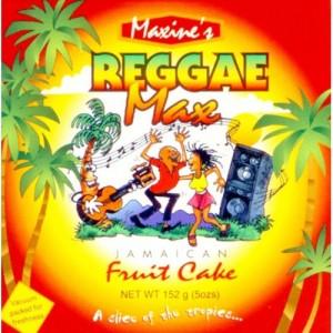 Jamaican Maxine reggae max fruit cake