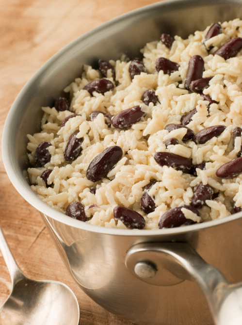 How to Cook Great Jamaican Rice and Peas